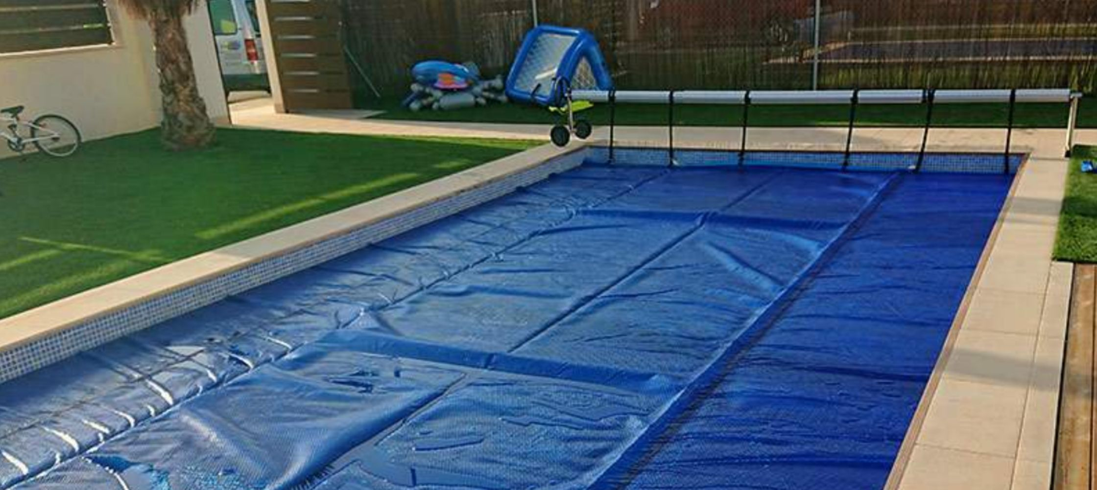 Manta tèrmica piscina